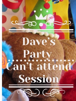 Dave's 5th Annual Teddy Bear Stuffing Party March 28, 2020, Can't Attend