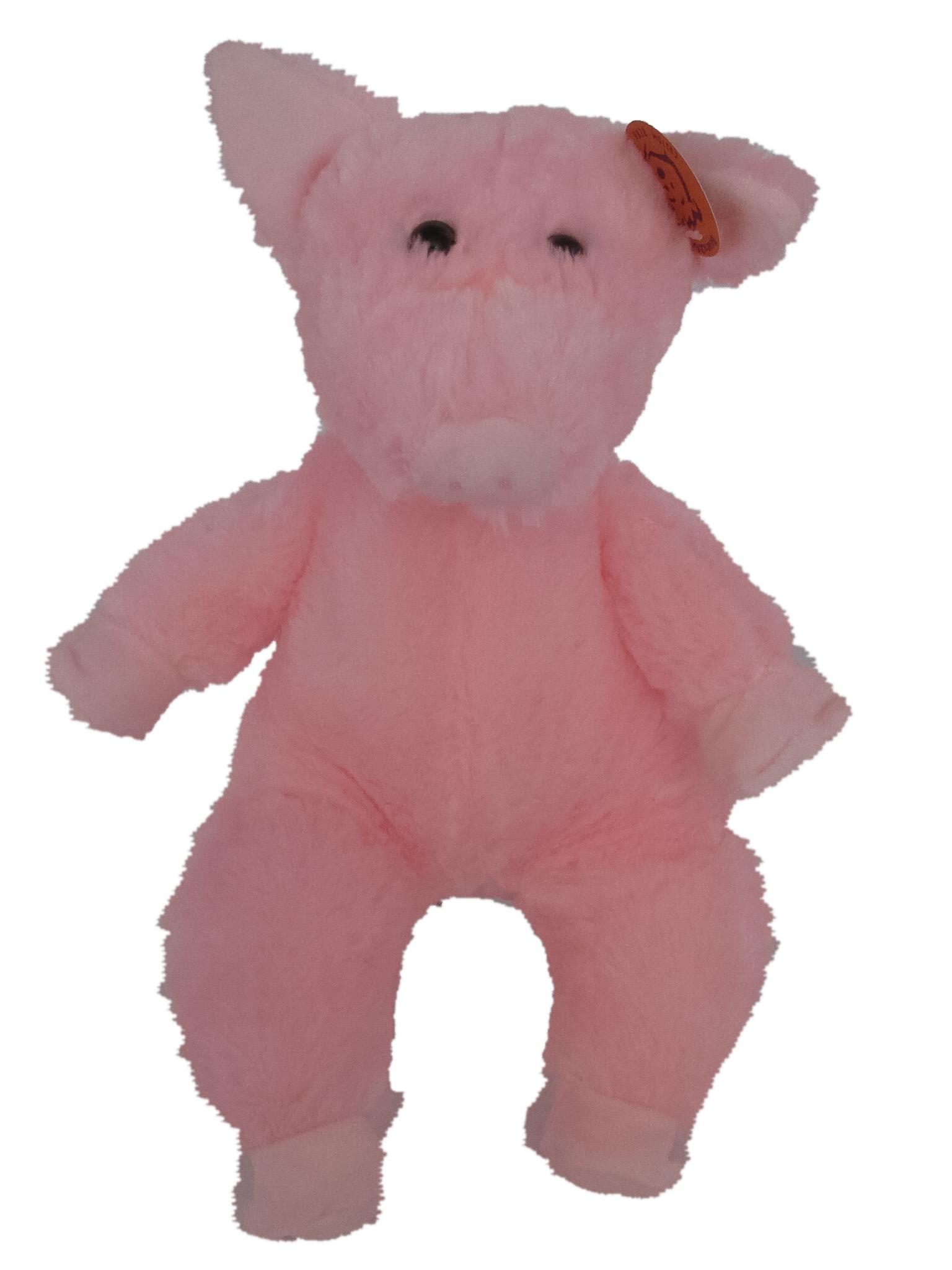 Pink Pig-