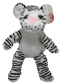 Zig Zag White Tiger