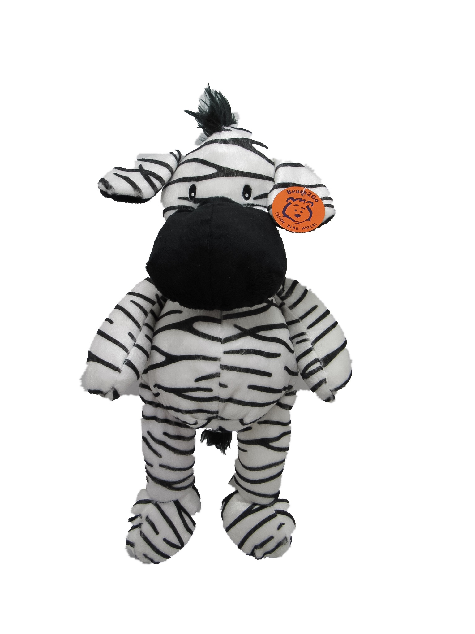 Zeb the Zebra