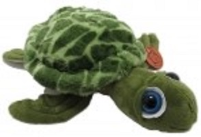 George the Green Turtle