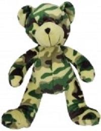 Camo Bear-