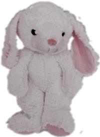 Winnie the White Bunny