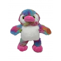 Percy the Rainbow Penguin