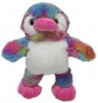 Create-A-Friend Rainbow Penguin