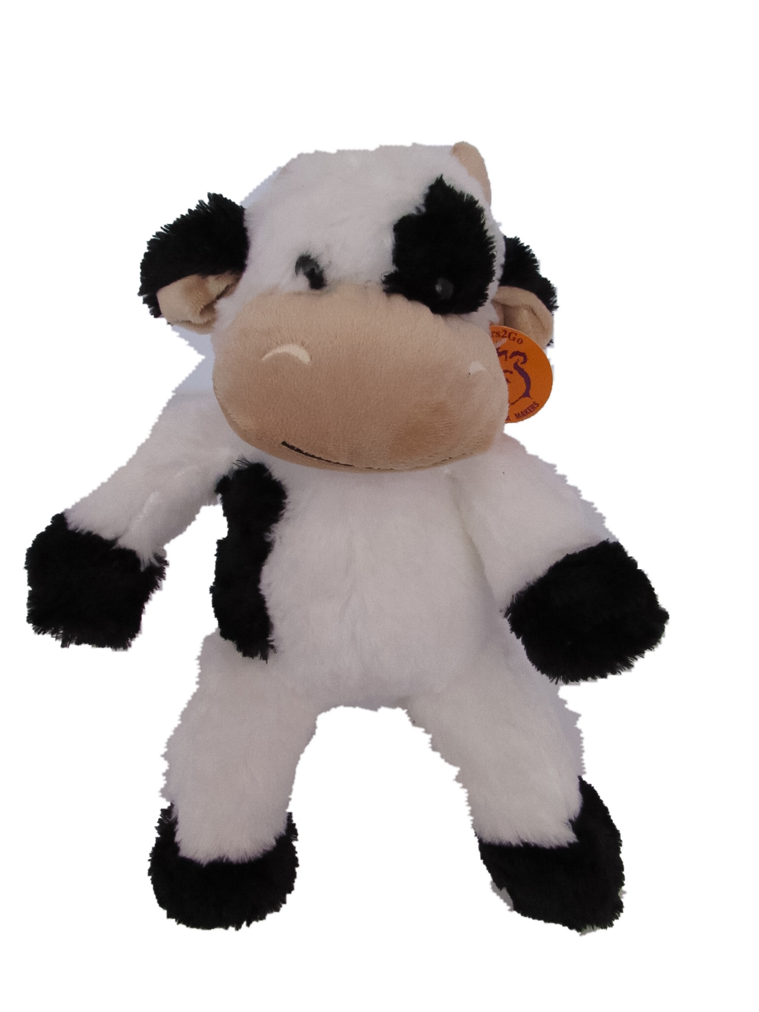 Madison the Cow-