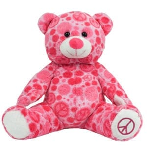 Love & Peace Bear-